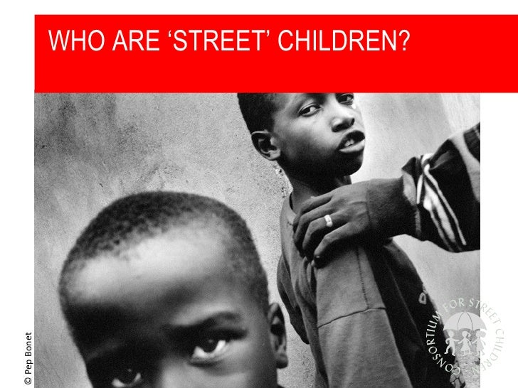 State of the World's Street Children: Violence Report Slide 3