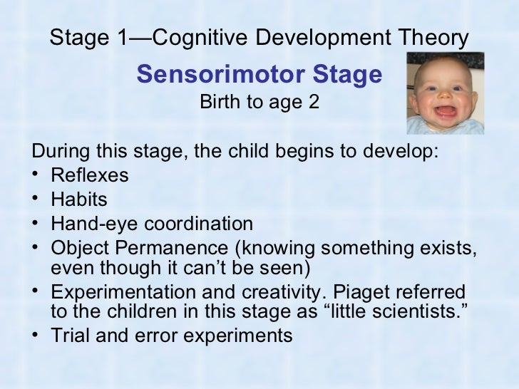piaget s cognitive theory of development essay Read this essay on jean piaget: stages of cognitive of development review of literature piaget's theory of cognitive development, the assimilation-accommodation model, is composed of four stages, sensorimotor (0 - 2 years).