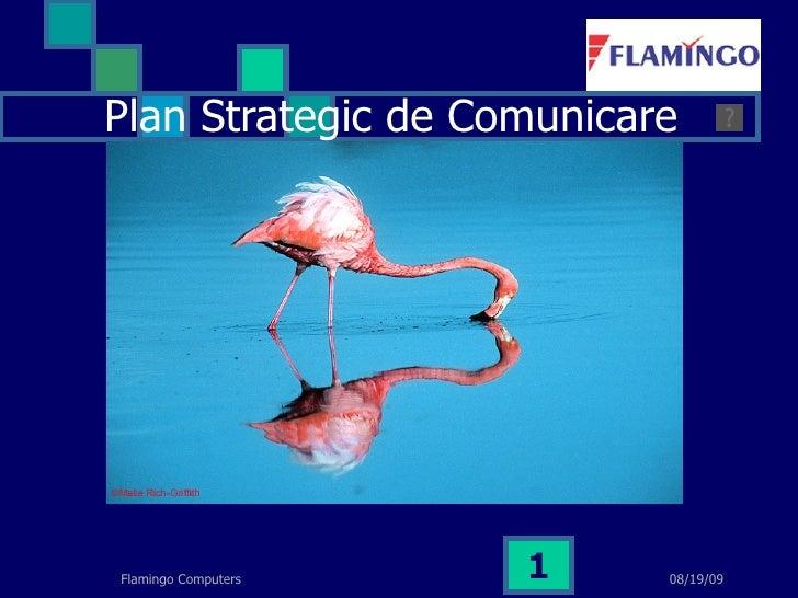Plan Strategic de Comunicare
