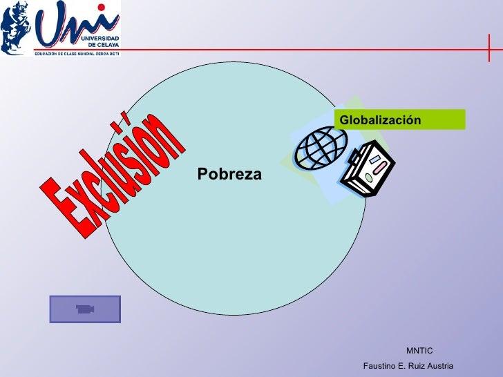 Exclusión Pobreza Globalización