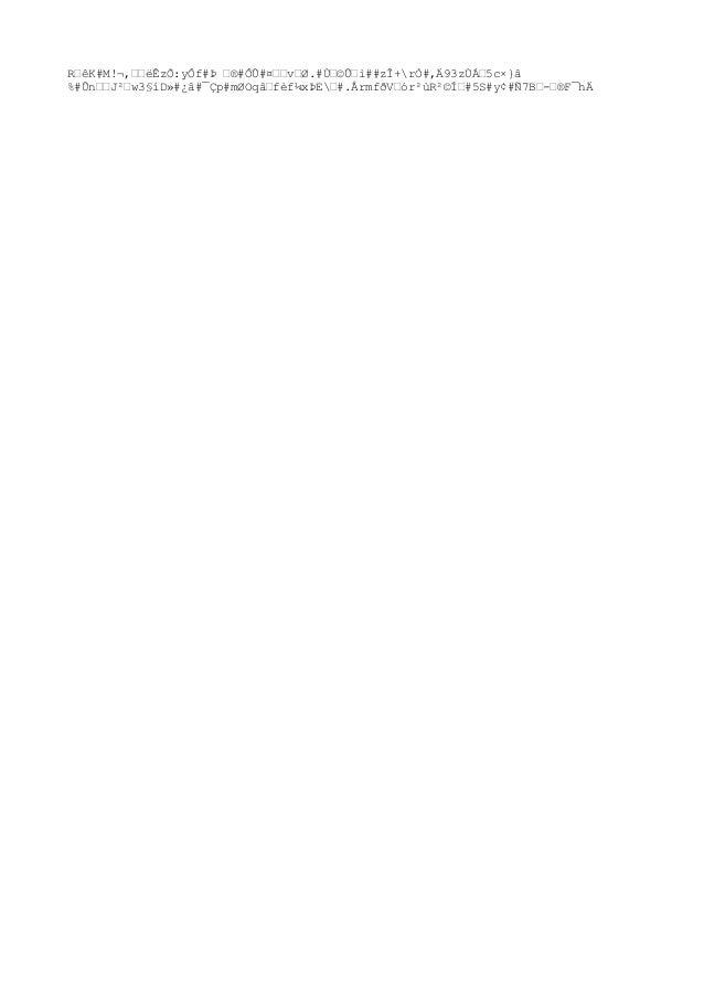 R–êK#M!¬,––ëÊzÕ:yÔf#Þ –®#ÔÛ#¤––v–Ø.#ٖ©Û–ì##zÎ+rÒ#,Ä93zÙÁ–5c×}â %#Ûn––J²–w3§íD»#¿â#¯Çp#mØOqâ–fèf¼xÞE–#.ÅrmfðV–ór²ùR²©Í–#5S...