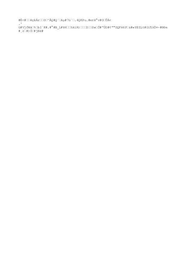 """#È<#––êçâÀr––©–^ÅQ#Q`–Aµ#7ü`–.4QKPu.#e±¥°v#O–ÛÄ< .³ ù#VjfWá–%–bI`K#.#°#B_L#¥4––hkíR)–––D––©w–Õ#ºÚD#¢ª""""DQFë6P–&#»Y @ZLt#Oì¶..."""