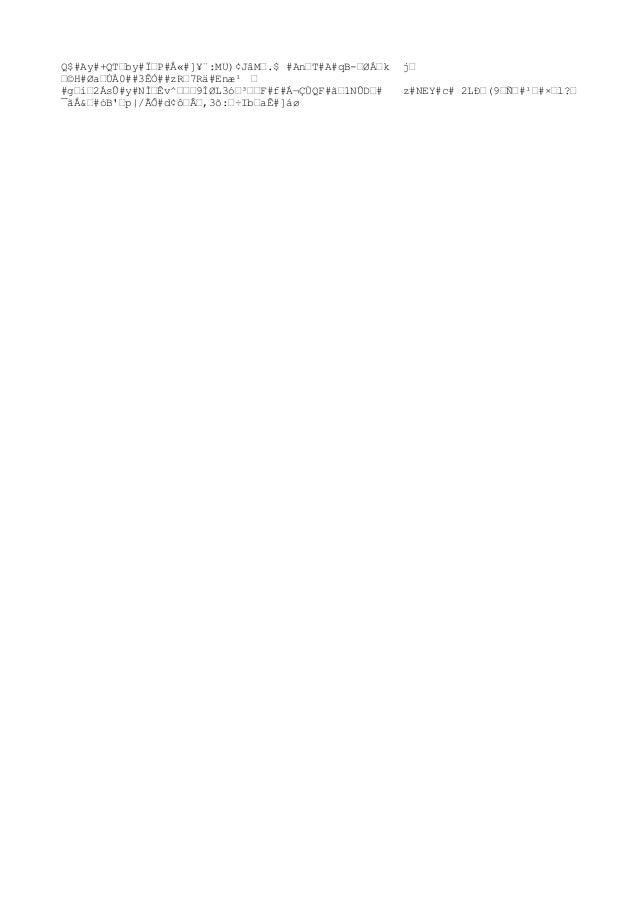 Q$#Ay#+QT–by#ϖP#Å«#]¥¨:MU)¢JâM–.$ #An–T#A#qB-–ØÀ–k j– –©H#Øa–ÚÀ0##3ÊÒ##zR–7Rä#Enæ¹ – #g–í–2ÁsÛ#y#N̖Êv^–––9ÍØL3–F#f#Á...