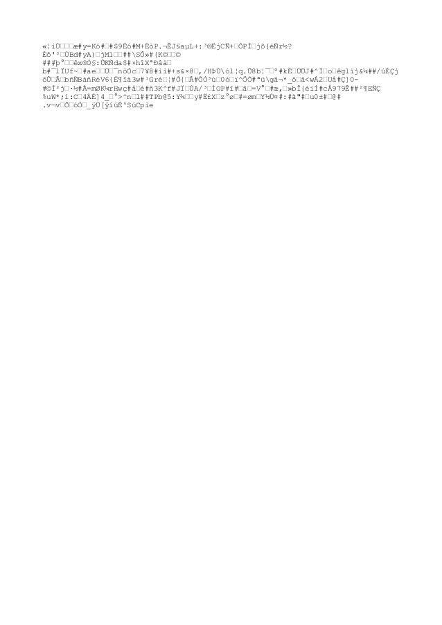 «¦iٖ––æ#y=Kó#–#$9Ëó#M+ËòP.¬ÊJ§aµL+:³®ËjCÑ+–ÒP̖jõ{éÑr½? Èô'³–ÙBd#yA)–jM1––##SÔ»#{K©––© ###þ°––êx®Ò§:ÛKÑda$#×hîXªÐâä– b#¯l...