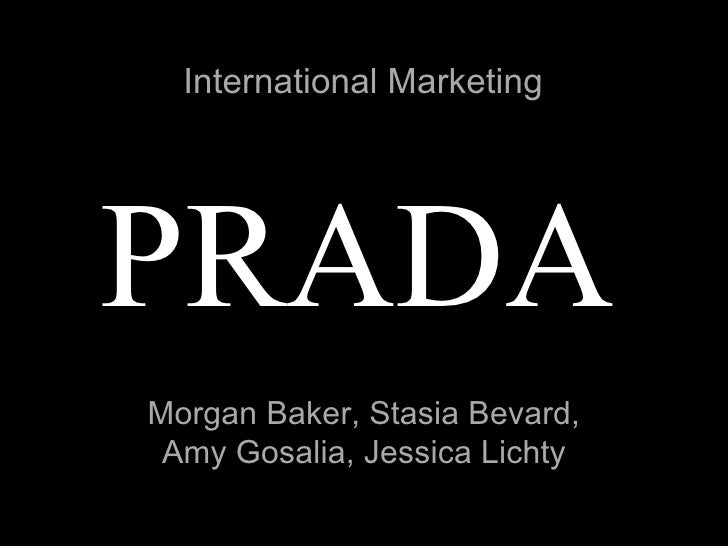 marketing strategy prada For the prada spring/summer 2017 ad campaign by deciding to team up with vanderperre, the creative director introduced us to prada's new marketing strategy through one of the art world's most powerful media: photography.