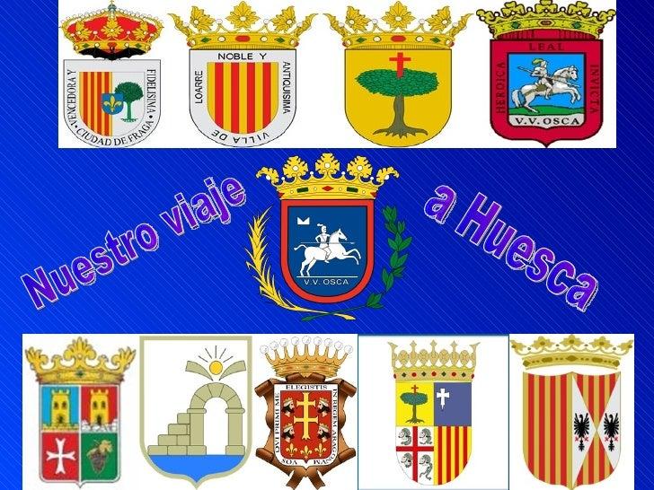 Nuestro viaje a Huesca