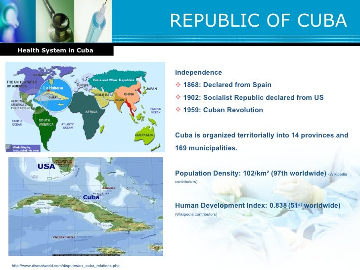 Us cuban relations an analysis