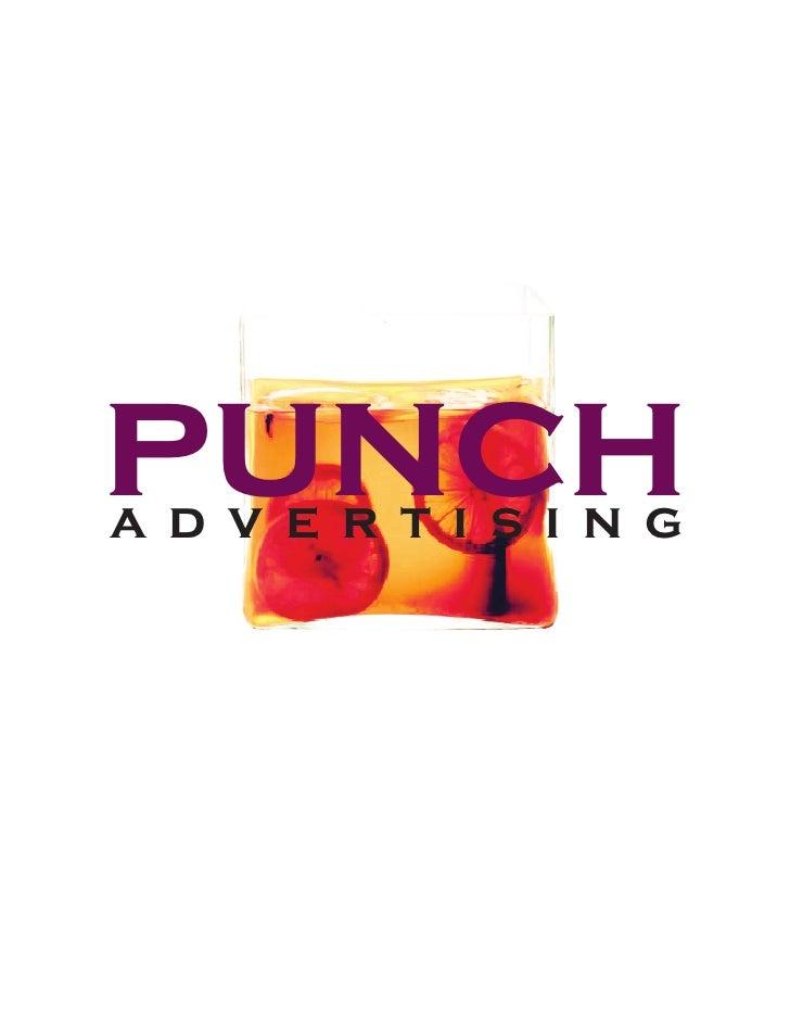 punch advertising