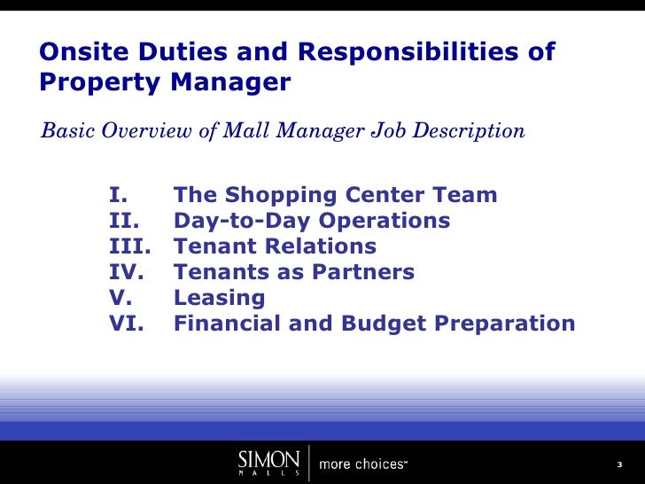leasing - Leasing Agent Duties