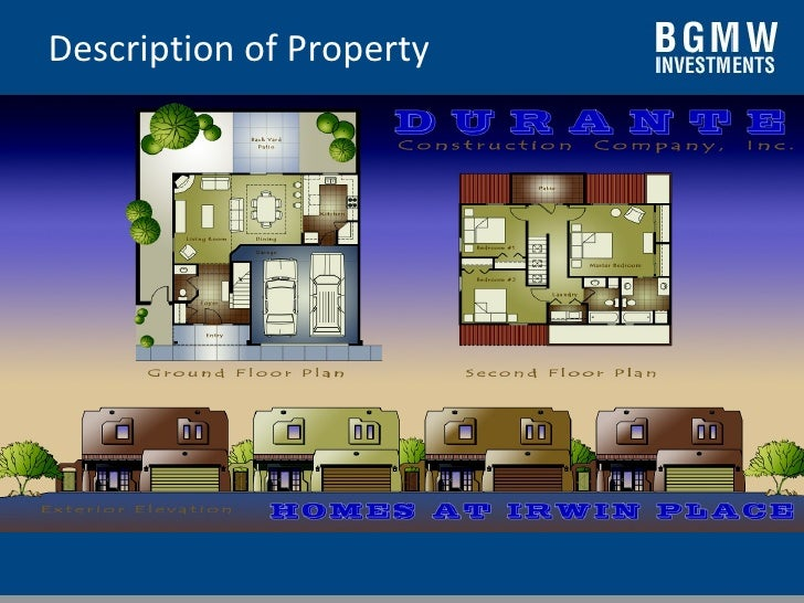 College Real Estate Investment Analysis Presentation