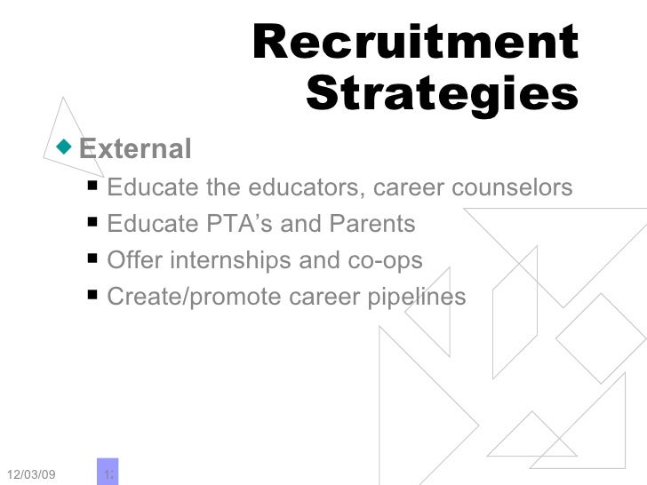 recruitment and retention strategies from microsoft Boost your hiring and retention outcomes with an employer brand strategy that follows the  microsoft is a longstanding brand in the ever-evolving tech industry.