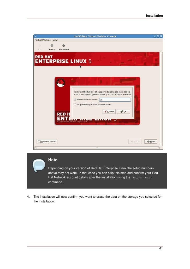 Red Hat Enterprise Linux 5 2 Virtualization Guide