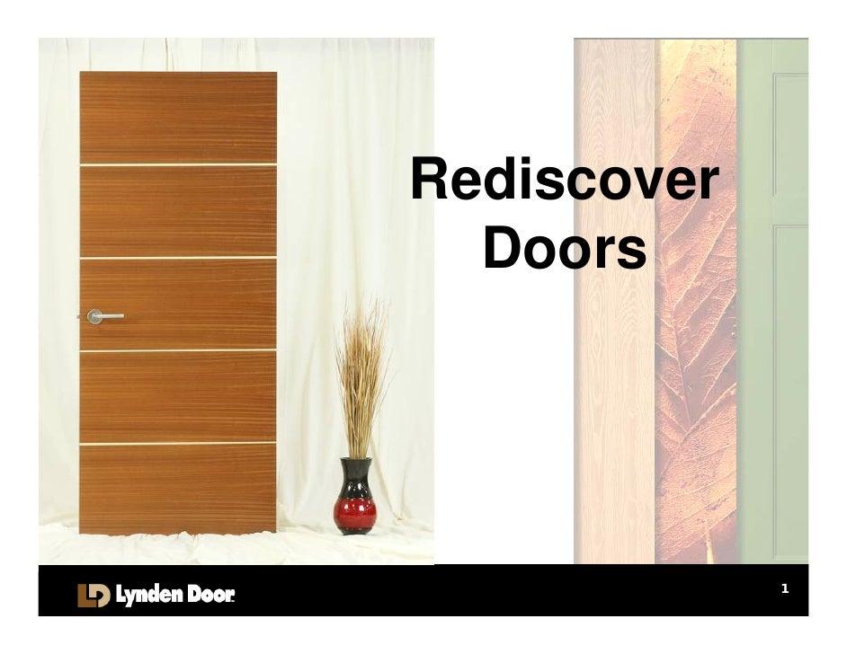 Rediscover   Doors                  1