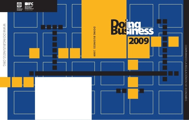 Doing Business Report 2009