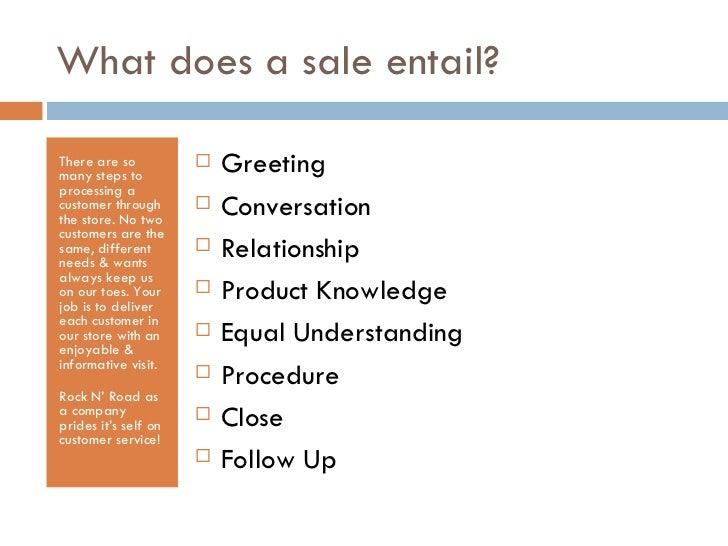 Retail Training Slide 2
