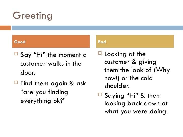 Retail Training Slide 3