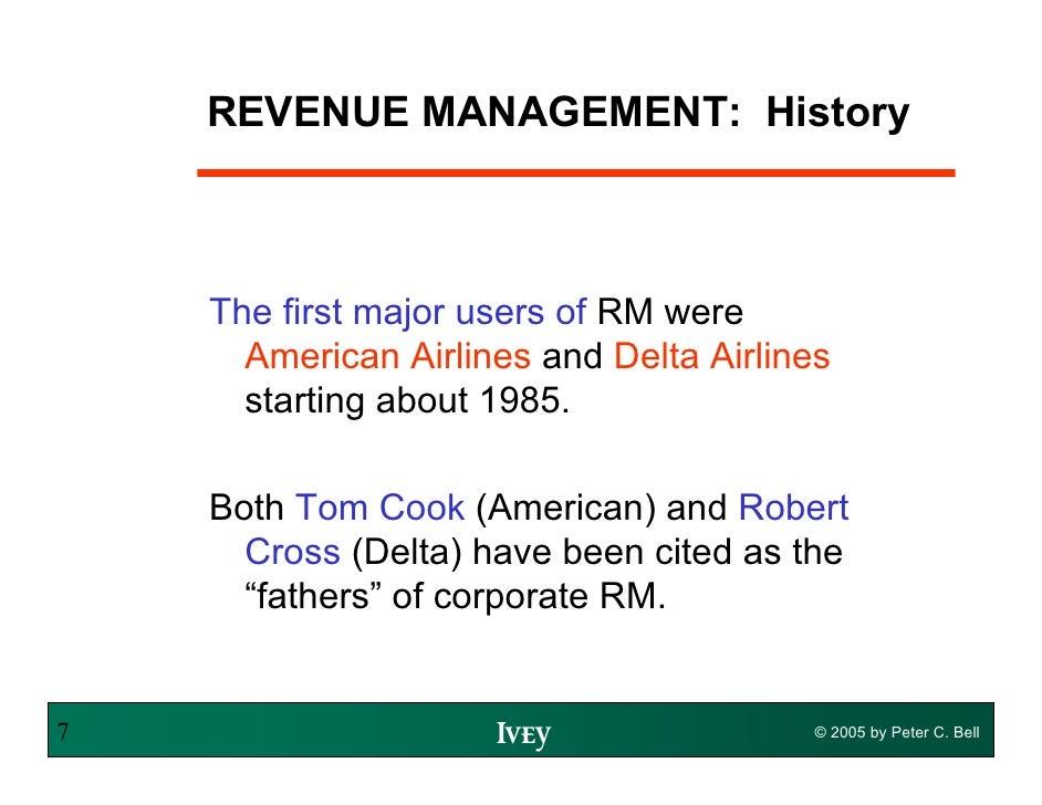 american airlines revenue management American airlines, inc revenue management presented by syndicate 1 abbasi attarwala, abhishek goel, rouble goswami, george john, manoj k, rakesh tiwari, ravi khyani, fares kilpady, dilip kr singh.