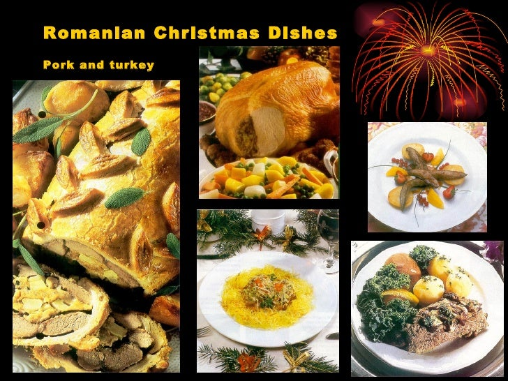 Romanian Christmas Dishes