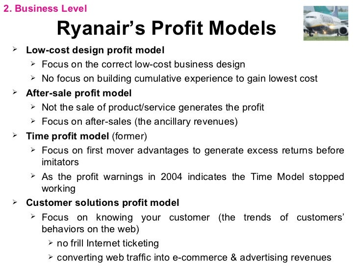 ryanair customer segmentation Businesses might target specific segments to get customers to try out  reflect  low quality but could lead to high sales eg ryanair predatory pricing.