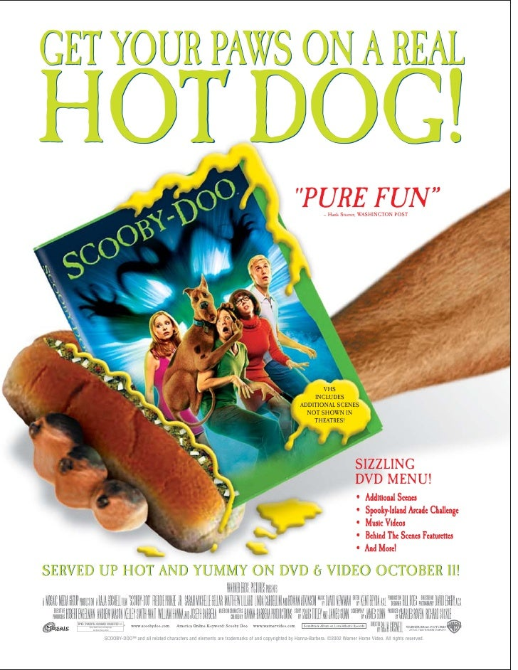 GET YOUR PAWS ON A REAL HOT DOG!                                                                                          ...