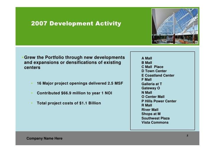 Real Estate Development Business Plan