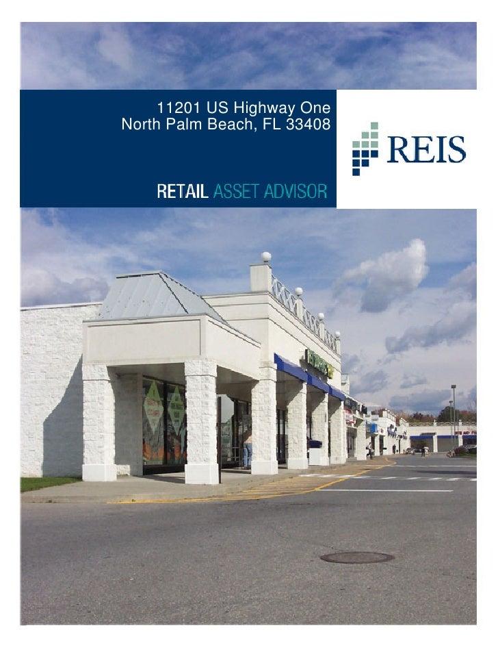 11201 US Highway One North Palm Beach, FL 33408