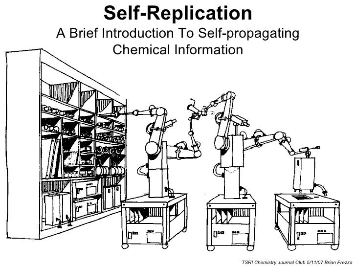 Self-replicating Molecules: An introduction