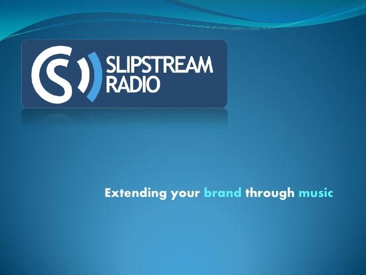 Extending your brand through music