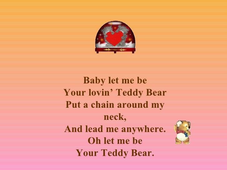 Teddy Bear Pps