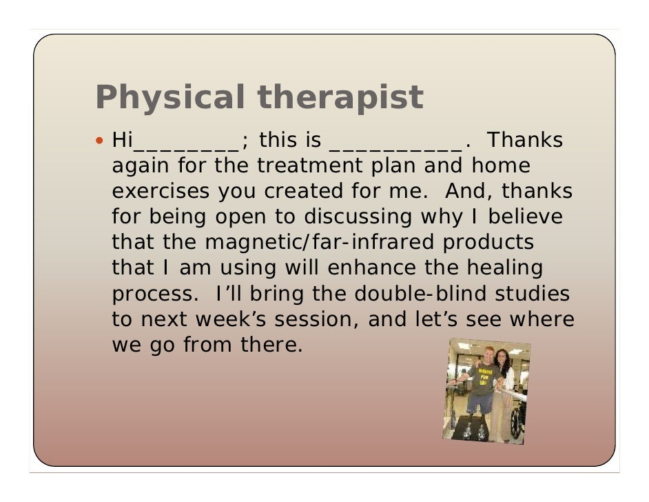 Quote About Physical Therapy: Telephobia.Dont Be Afraid 4