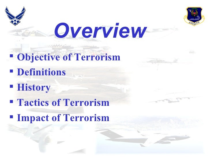 Terrorism,Peace & Love. Slide 3