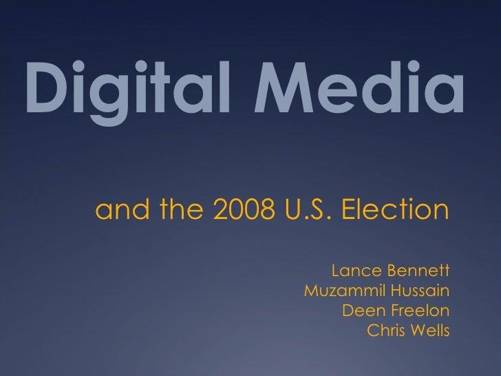 The Digital President2point0 Slide 2