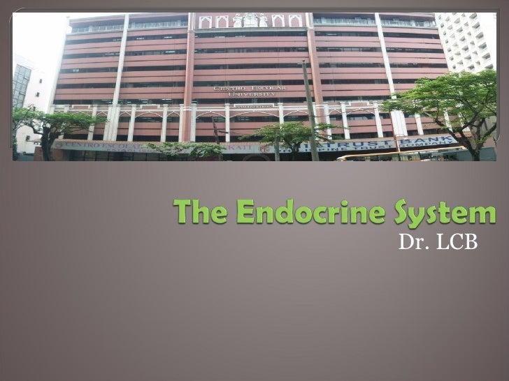 Dr. LCB