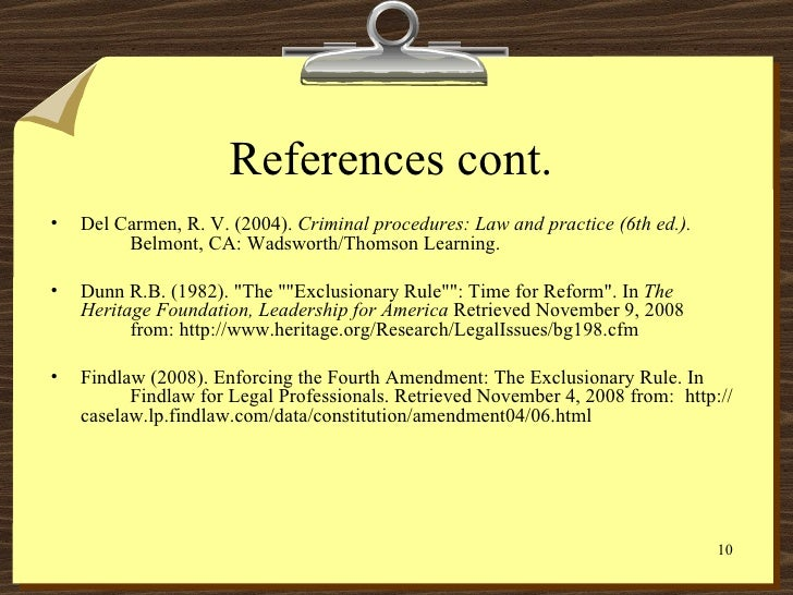 exclusionary rule evaluation Cja 315 right to counsel presentation regular price $300 cja 315  exclusionary rule evaluation regular price $900 cja 315 pretrial process  paper.