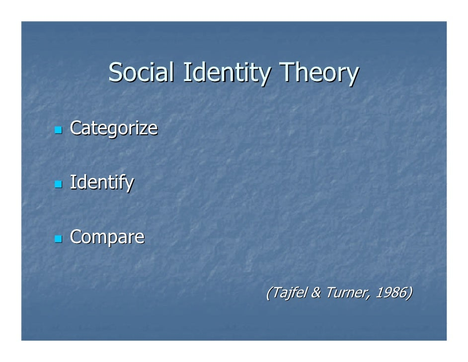 gender discrimination and social identity So in this paper i will be analysing how social practices surrounding identity relates to gender in social,  [tags: homosexuality, gender identity, discrimination.