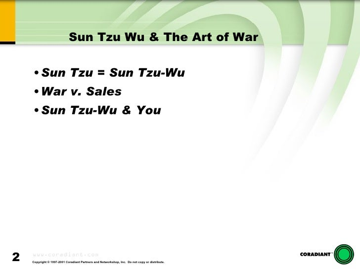 The Key To Technical Selling Slide 2