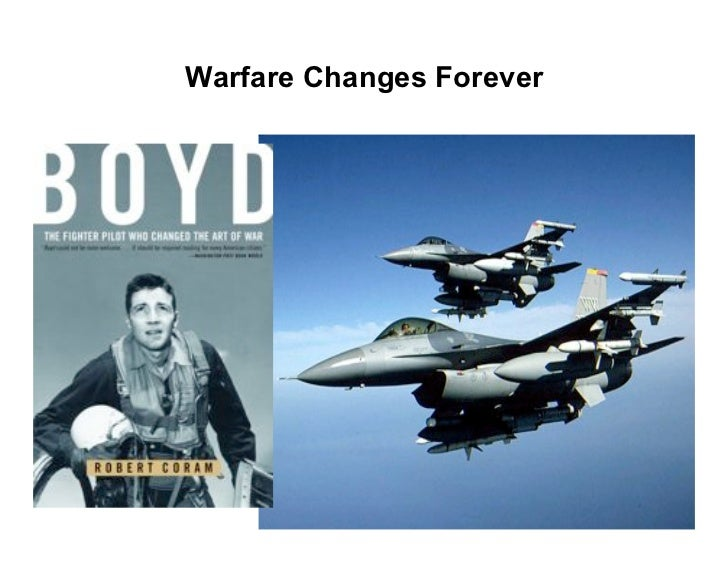 Warfare Changes Forever