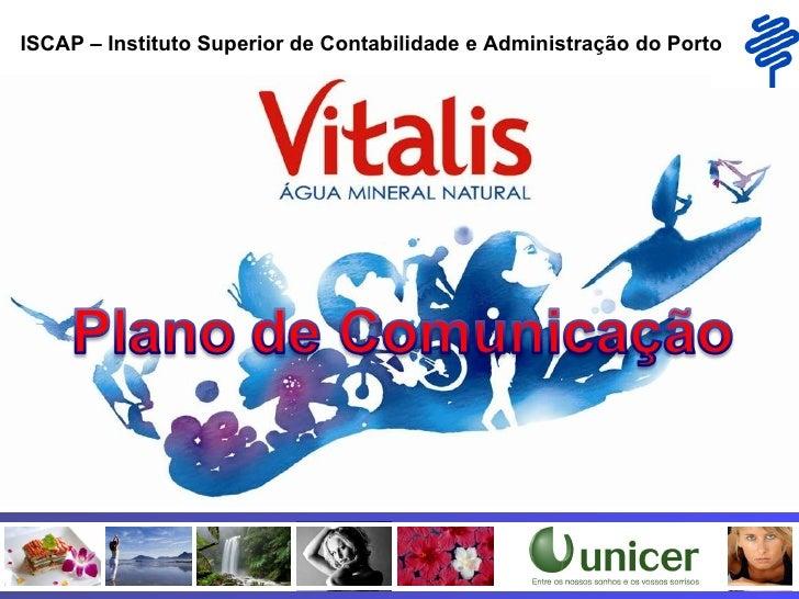 ISCAP – Instituto Superior de Contabilidade e Administração do Porto