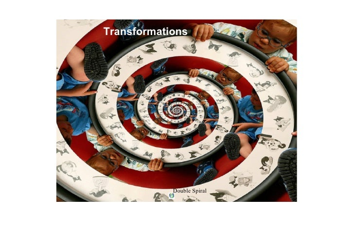 Transformations                 DoubleSpiral