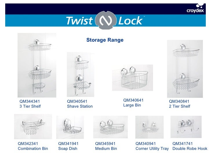 Twist N Lock Introduction Power Point