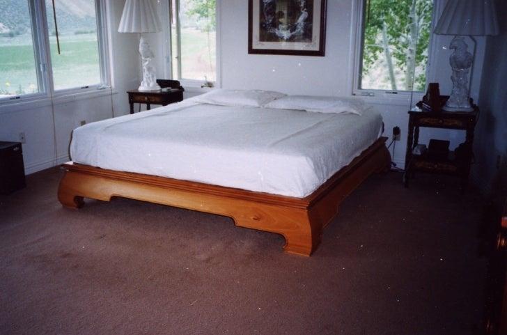 Van Bed 1