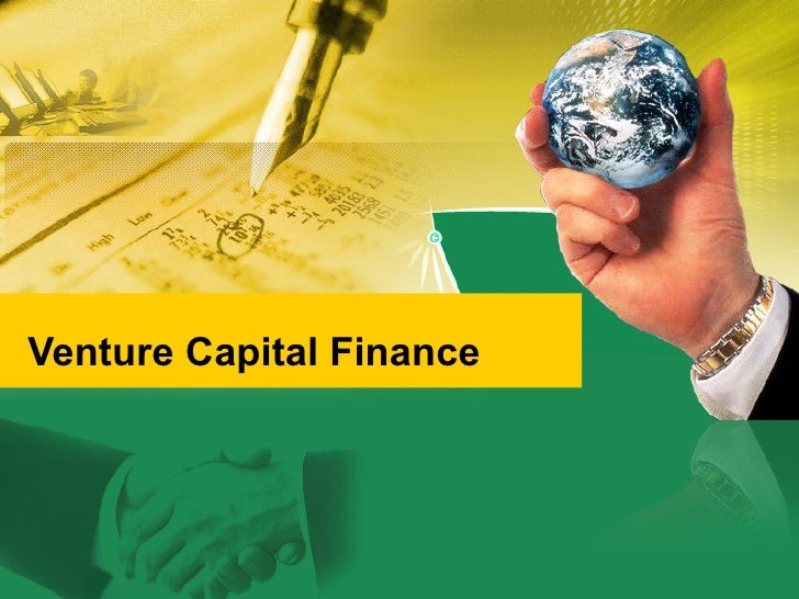 Venture Capital Finance