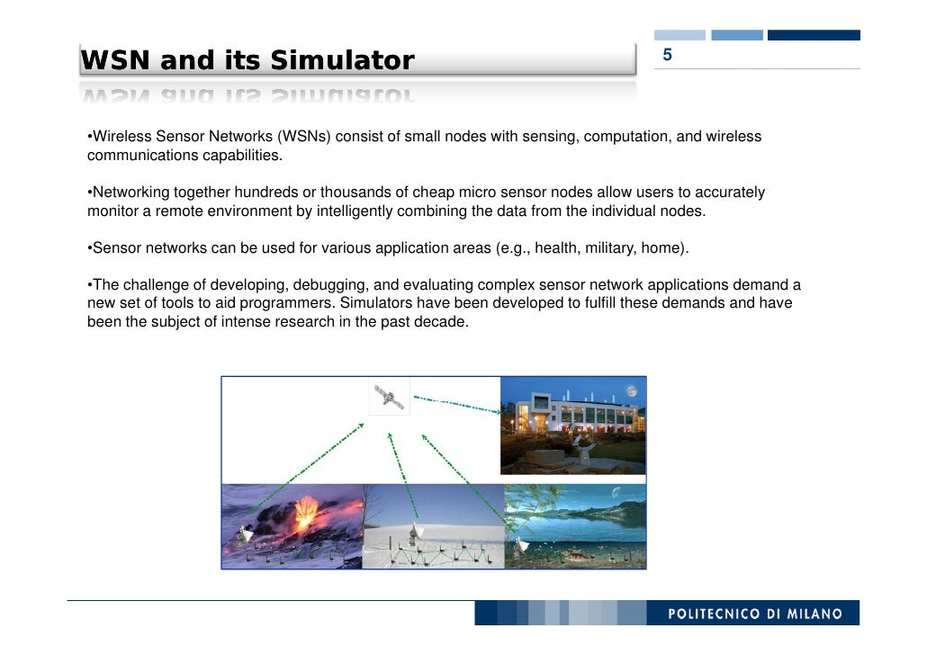 Learn wireless networks with simulator