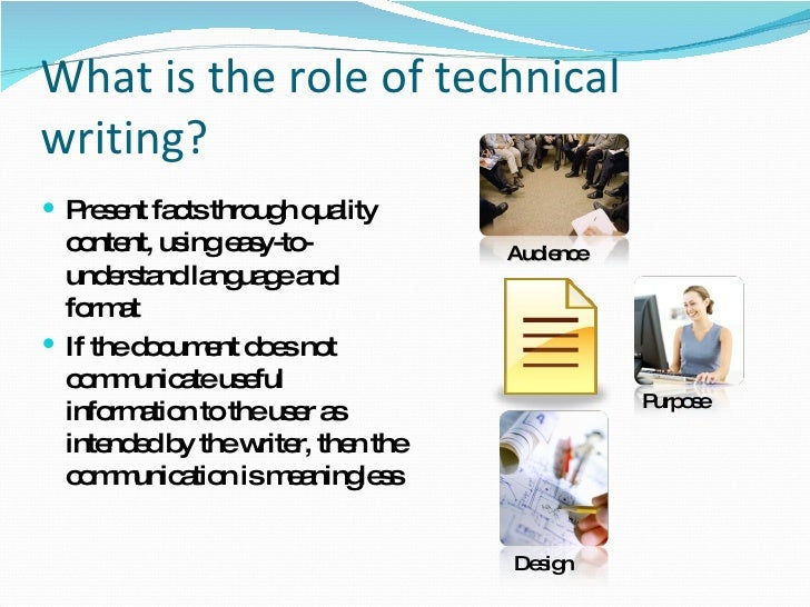 What Is Technical Writing And Documentation
