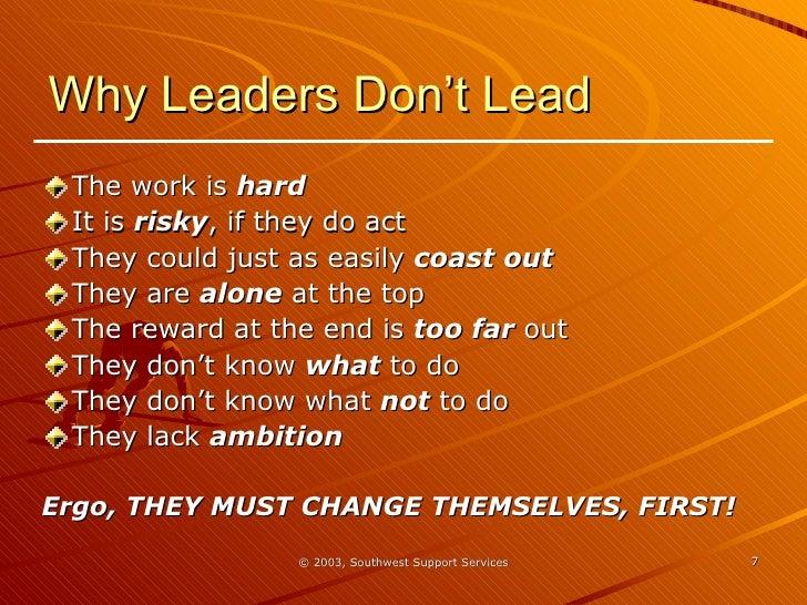 naisA Global – How Great Leaders Lead