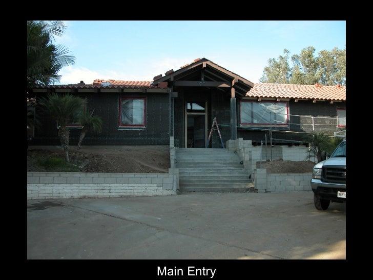Main Entry Main Entry