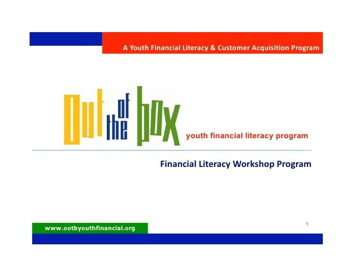 AYouthFinancialLiteracy&CustomerAcquisitionProgram                                             youth financial li...
