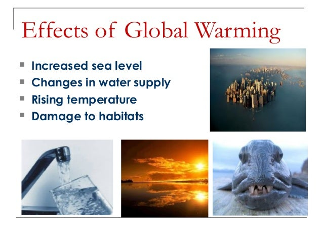 canada and global warming essay