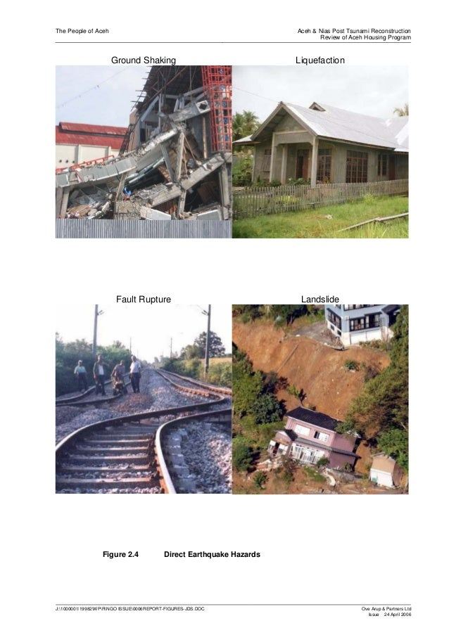 The People of Aceh Aceh & Nias Post Tsunami Reconstruction Review of Aceh Housing Program J:100000119982WPRNGO ISSUE0006RE...