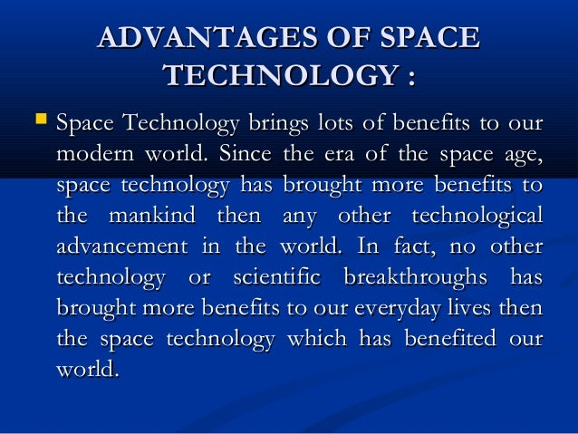 a v k raja v class space technology 19 disadvantages of space